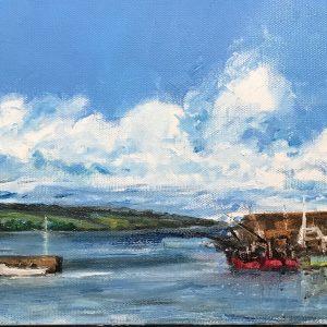 Helvick Pier